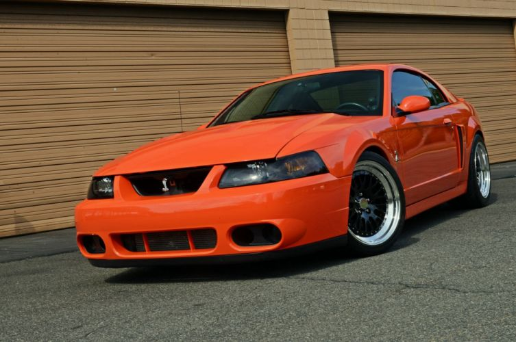 2004 Ford Mustang GT Cobra Competition Super Street Pro Touring USA -05 wallpaper