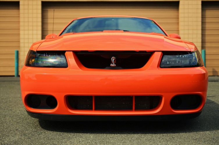 2004 Ford Mustang GT Cobra Competition Super Street Pro Touring USA -04 wallpaper