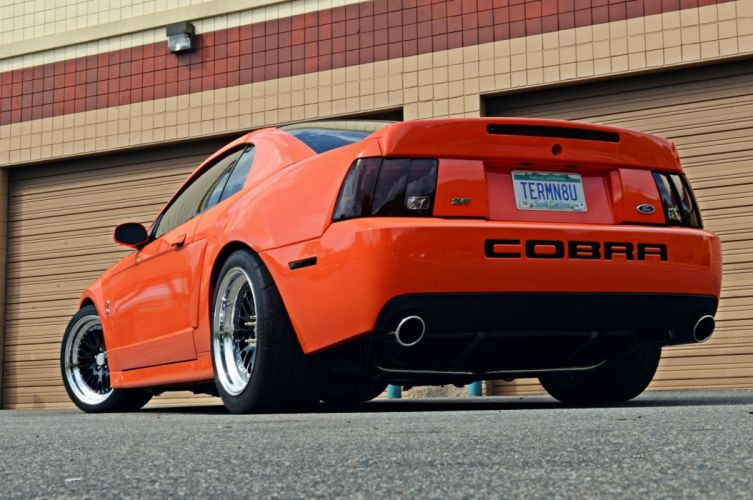 2004 Ford Mustang GT Cobra Competition Super Street Pro Touring USA -06 wallpaper