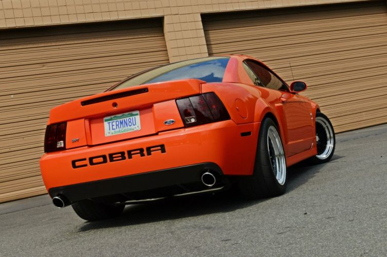 2004 Ford Mustang GT Cobra Competition Super Street Pro Touring USA -11 wallpaper