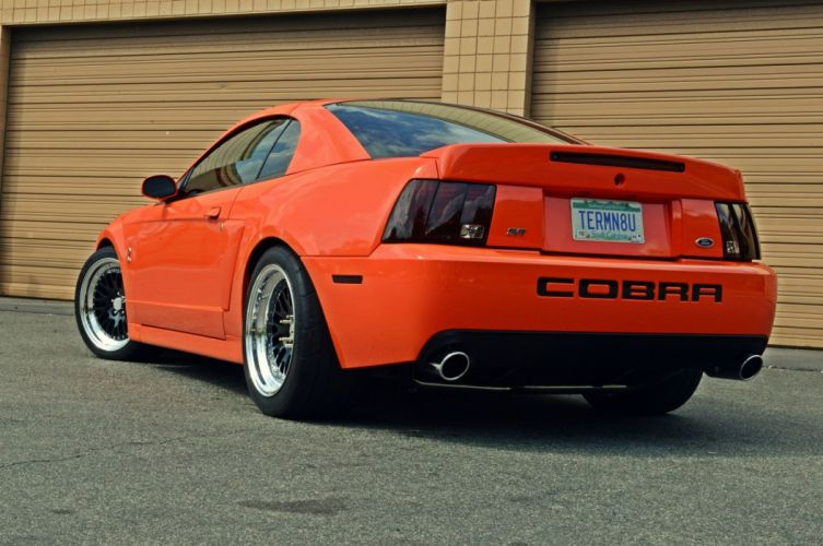 2004 Ford Mustang GT Cobra Competition Super Street Pro Touring USA -10 wallpaper