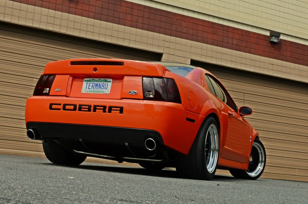 2004 Ford Mustang GT Cobra Competition Super Street Pro Touring USA -12 wallpaper