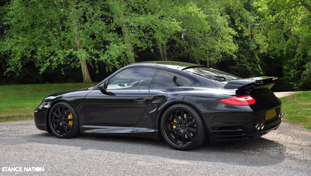 porsche 997 turbo tuning custom wallpaper 1680x953. Black Bedroom Furniture Sets. Home Design Ideas