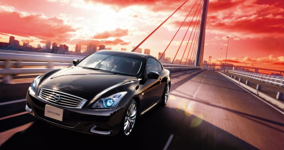 2012 Nissan Skyline 370GT Type-SP Coupe 55th-Limited CKV36 g-t wallpaper