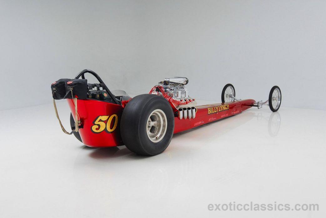 1968 DRAGSTER BILLY LYNCH nhra drag race racing hot rod rods wallpaper