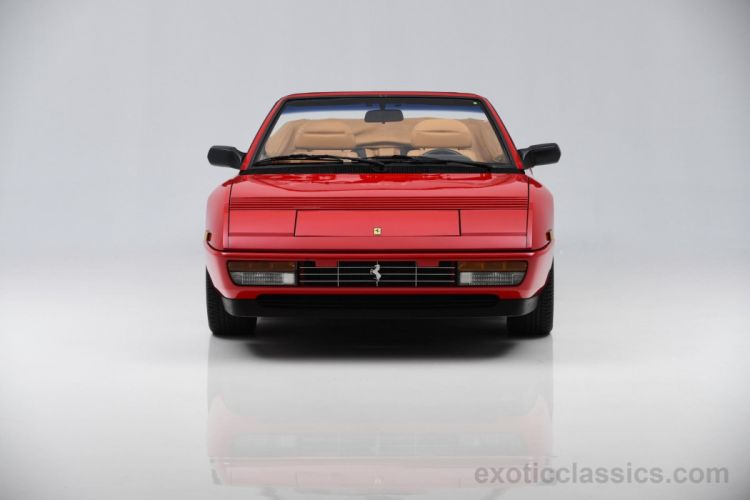 1992 FERRARI MONDIAL supercar wallpaper