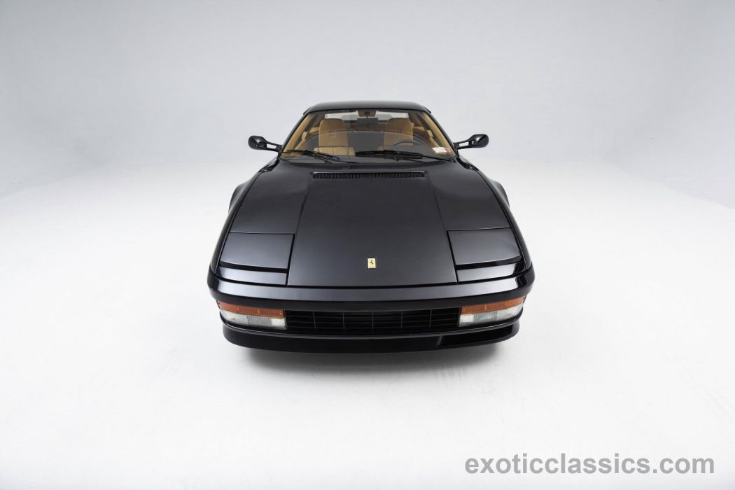 1987 FERRARI TESTAROSSA supercar wallpaper