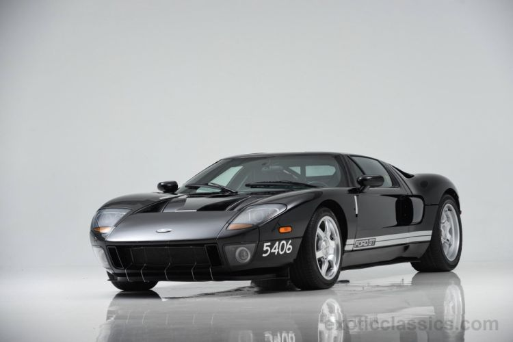 2004 FORD G-T PROTOTYPE CP-1 supercar wallpaper