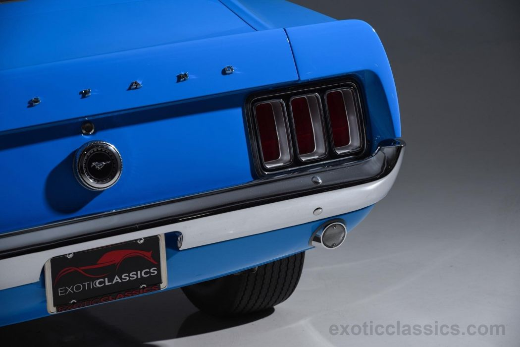 1970 FORD MUSTANG BOSS 429 muscle classic wallpaper