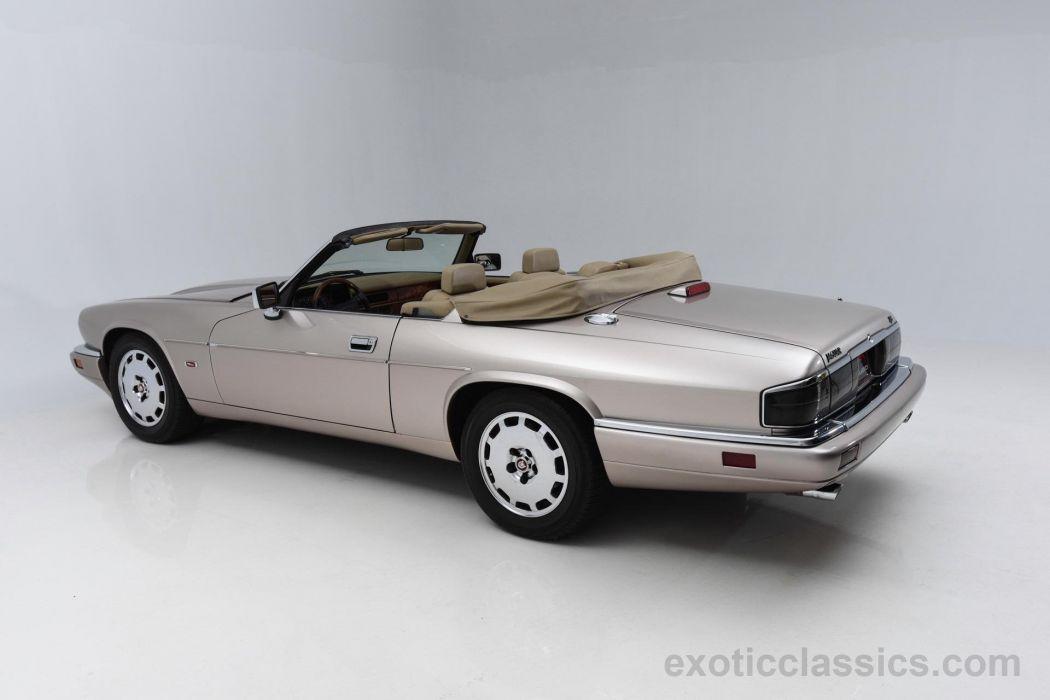 1994 JAGUAR XJS luxury convertible wallpaper