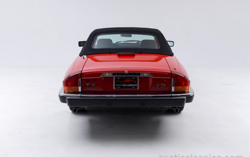 1990 JAGUAR XJS luxury convertible wallpaper
