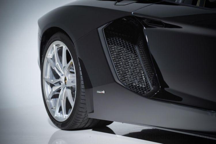 2014 LAMBORGHINI AVENTADOR LP700-4 ROADSTER supercar wallpaper