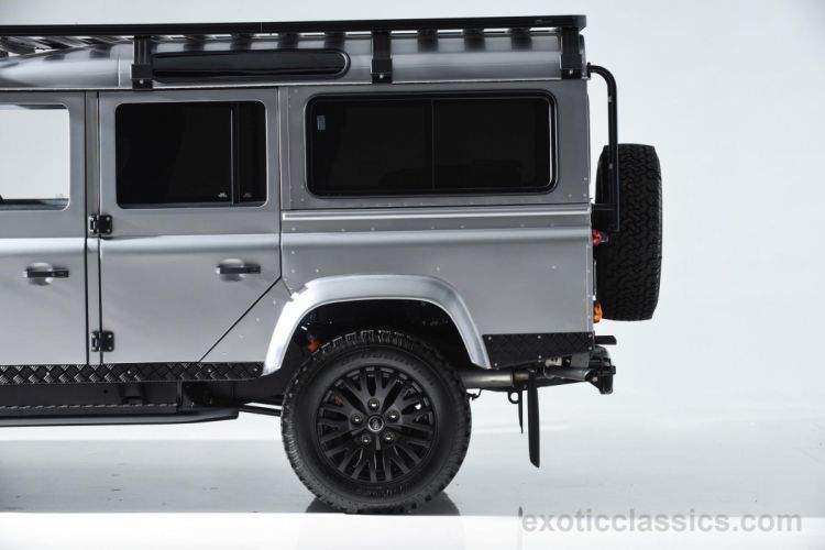 1986 LAND ROVER DEFENDER 110 suv awd 4x4 wallpaper