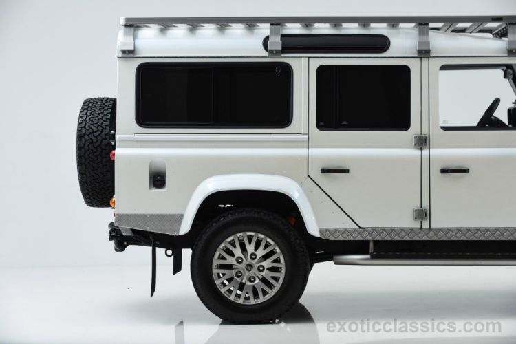 1985 LAND ROVER DEFENDER 110 suv awd 4x4 wallpaper