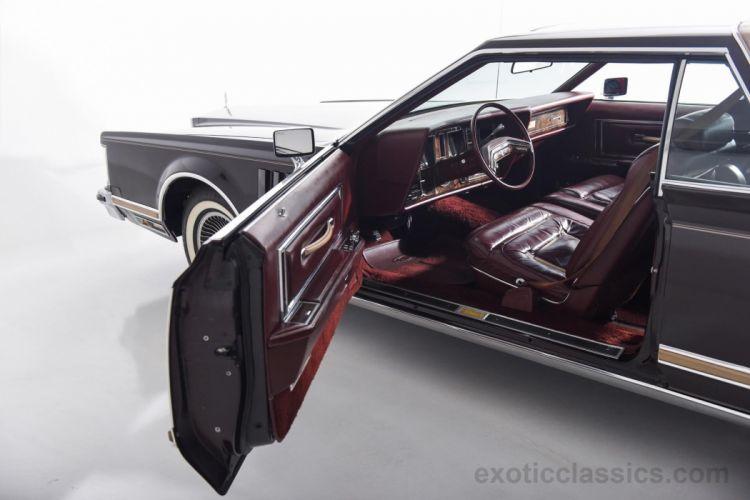 1978 LINCOLN MARK-V luxury classic mark wallpaper