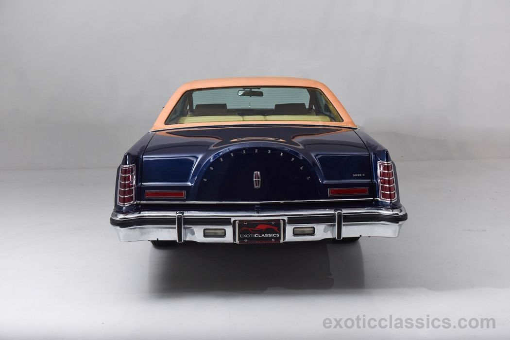 1977 LINCOLN MARK-V luxury classic mark wallpaper