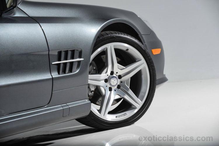 2011 MERCEDES BENZ SL550 convertible wallpaper