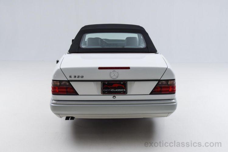 1995 MERCEDES BENZ E320 convertible wallpaper