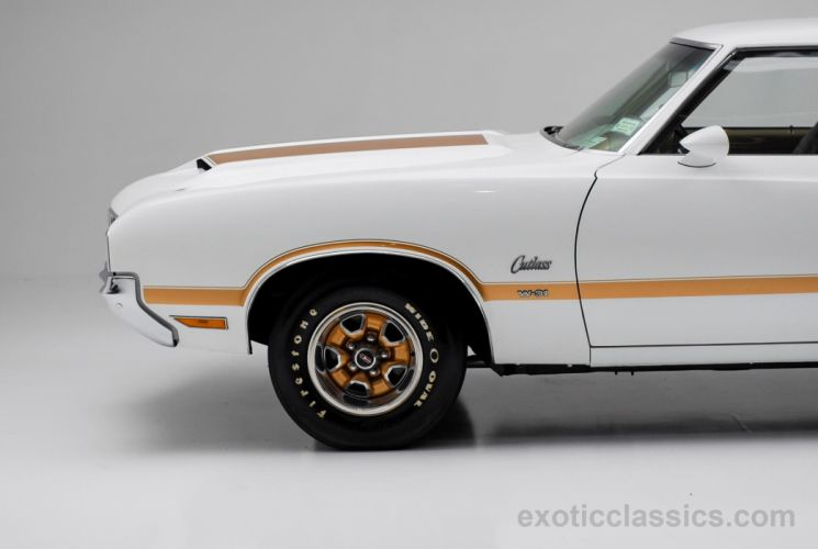 1970 OLDSMOBILE CUTLASS W31 muscle classic wallpaper