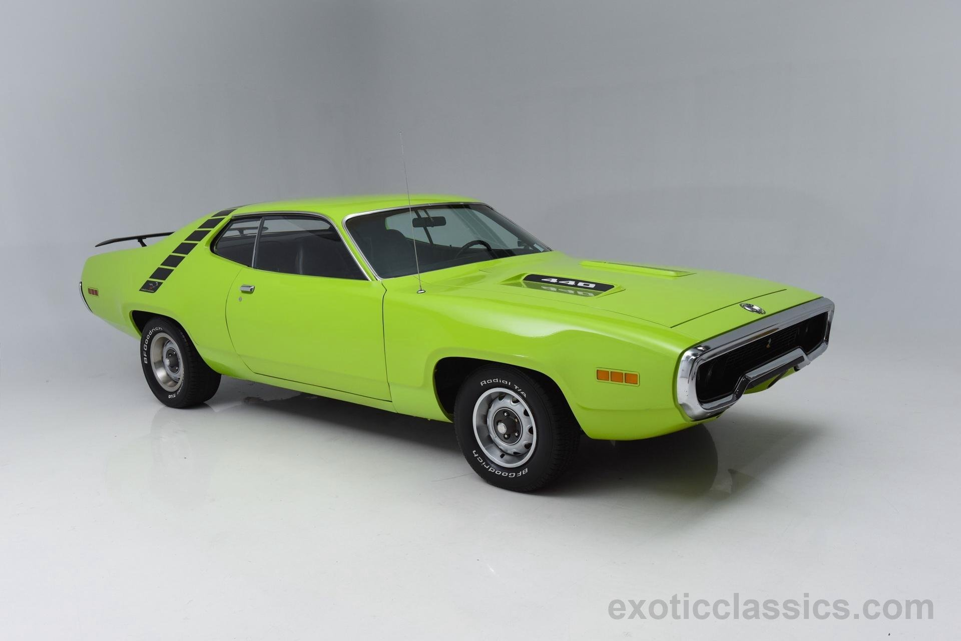 road runner 1971 muscle - photo #20
