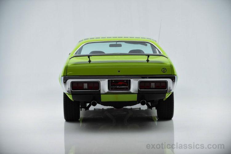 1971 PLYMOUTH ROAD RUNNER mopar muscle classic wallpaper