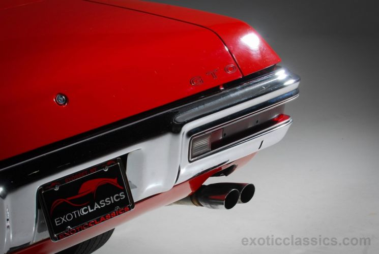 1970 PONTIAC GTO muscle classic convertible wallpaper