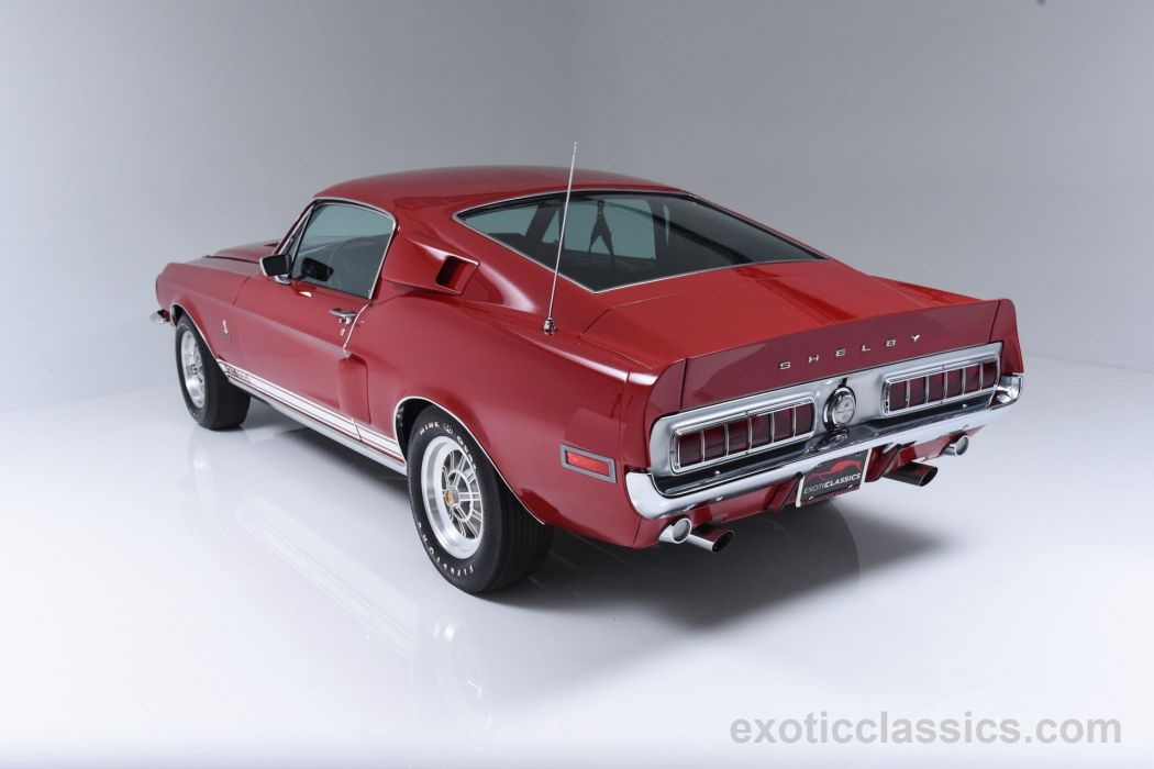 1968 SHELBY GT500 muscle classic ford mustang g-t wallpaper