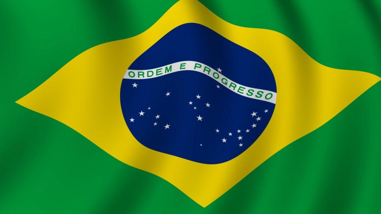 bandera brasil sur america wallpaper