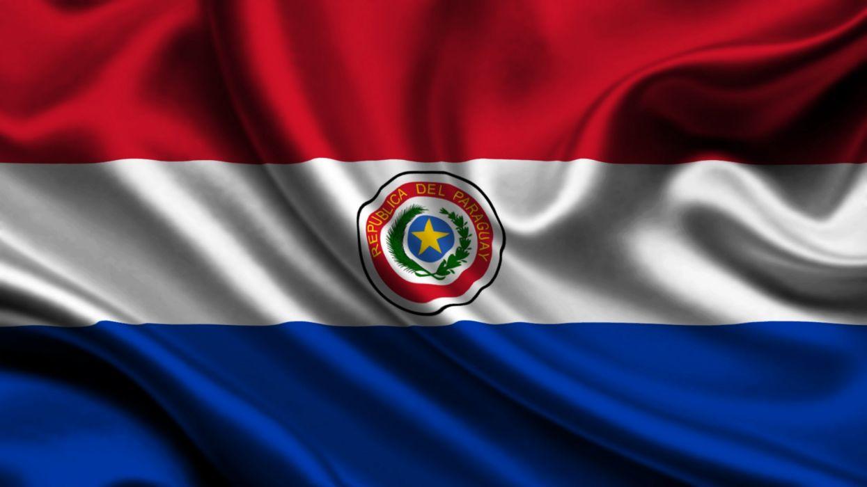 bandera paraguay sur america wallpaper