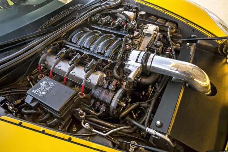 2007 Chevrolet Corvette Z06 supercar muscle wallpaper