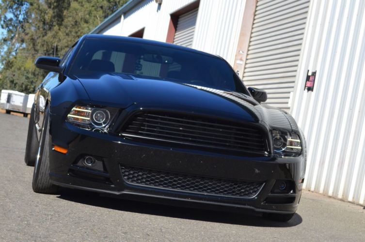 2014 Ford Mustang S197 muscle hot rod rods drag racing race wallpaper