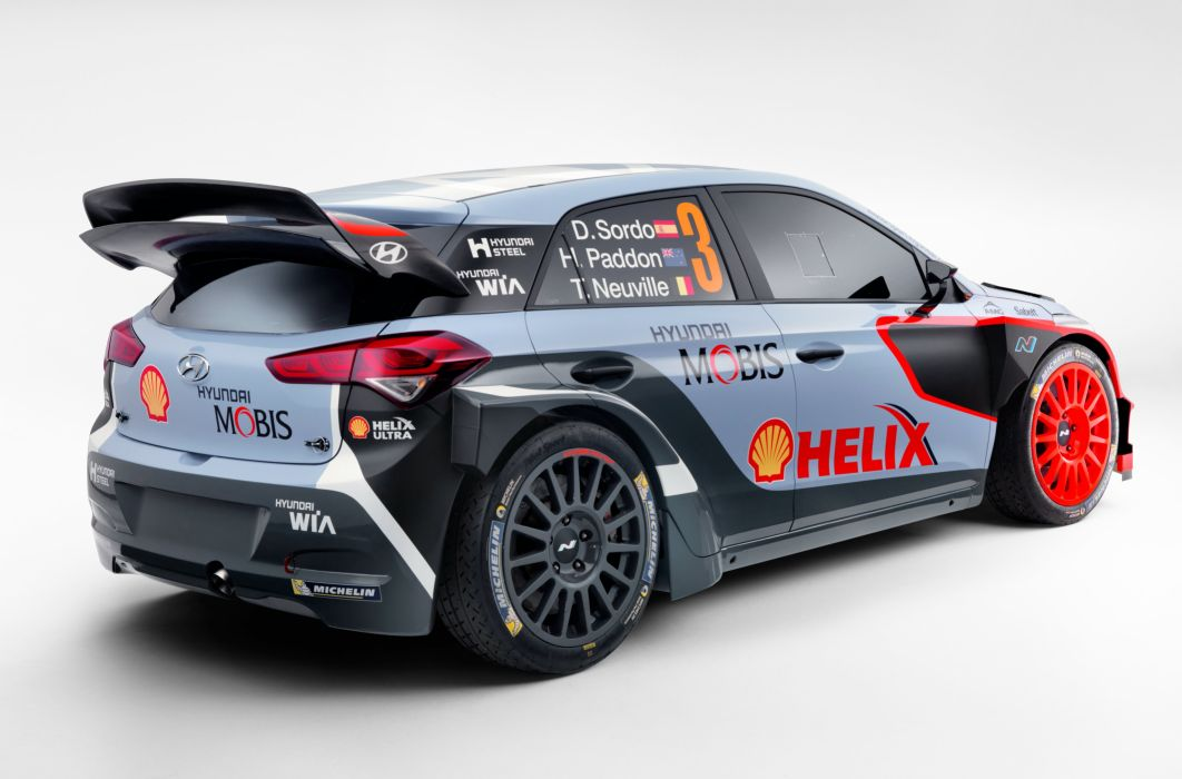 2016 Hyundai i20 WRC I-B race racing rally wallpaper