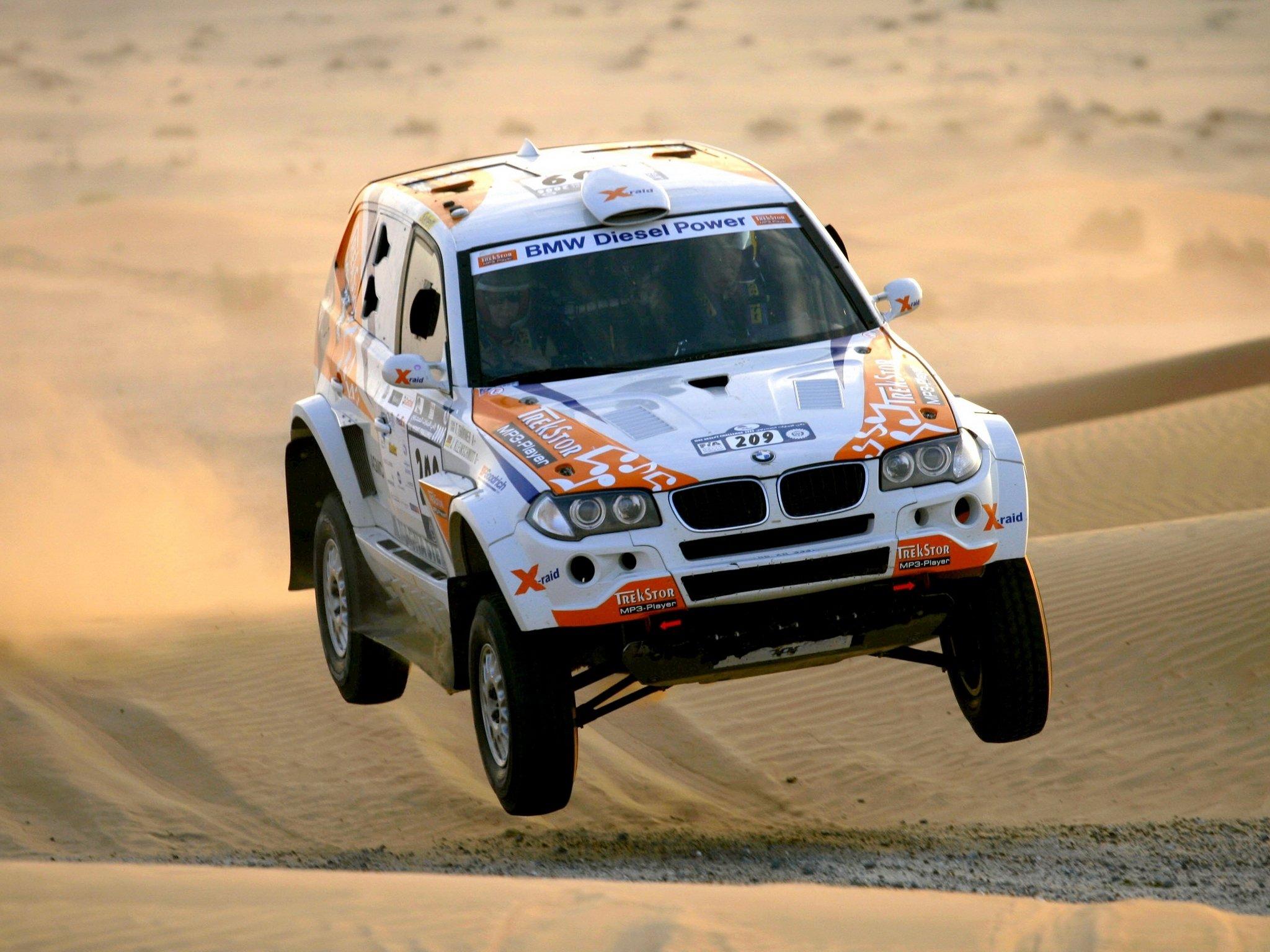 2006 bmw x 3 c c e83 dakar race racing rally offroad suv. Black Bedroom Furniture Sets. Home Design Ideas