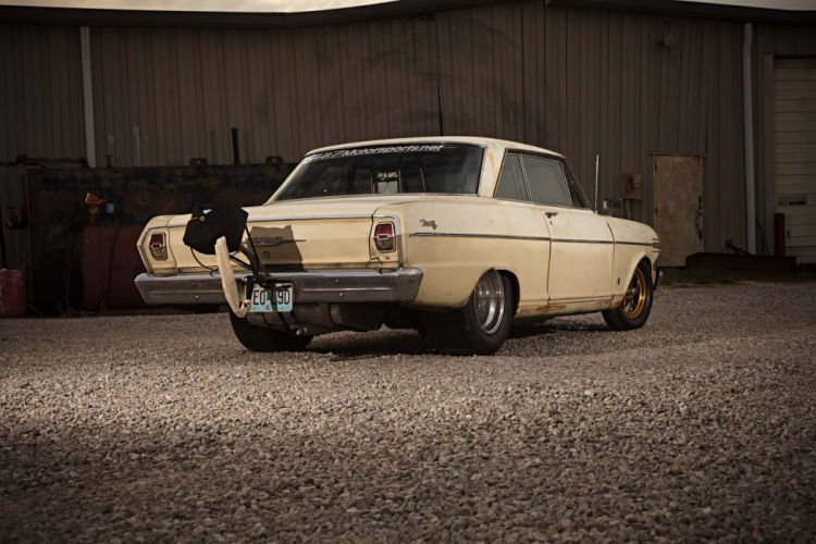 1962 Chevrolet Nova muscle classic drag race racing hot rod rods wallpaper
