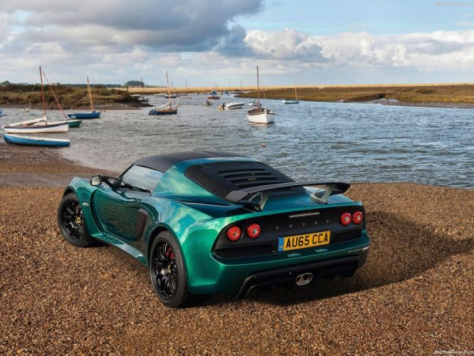 Lotus Exige Sport 350 cars coupe 2016 wallpaper