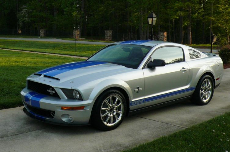 2008 Shelby GT500KR muscle classic ford mustang gt500 g-t wallpaper