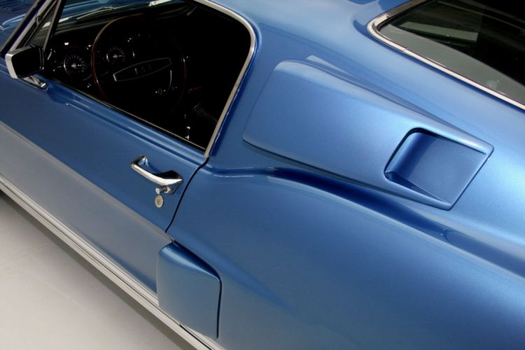 1968 SHELBY COBRA GT350 FASTBACK muscle classic ford mustang wallpaper