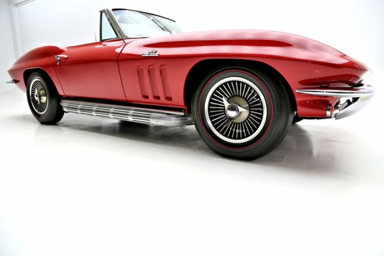 1966 CHEVROLET CORVETTE 427 convertible muscle supercar classic wallpaper