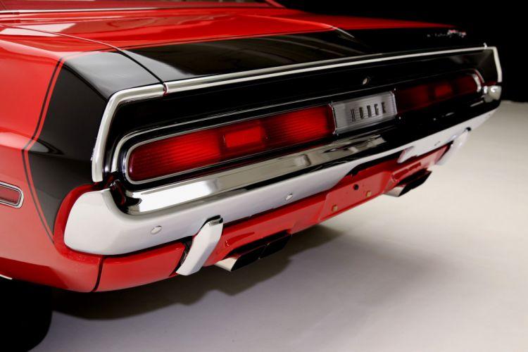 1970 DODGE CHALLENGER R-T 440 mopar muscle classic wallpaper
