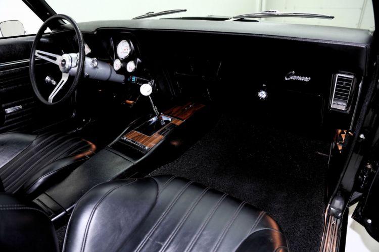 1969 CHEVROLET CAMARO 427 muscle custom hot rod rods classic wallpaper
