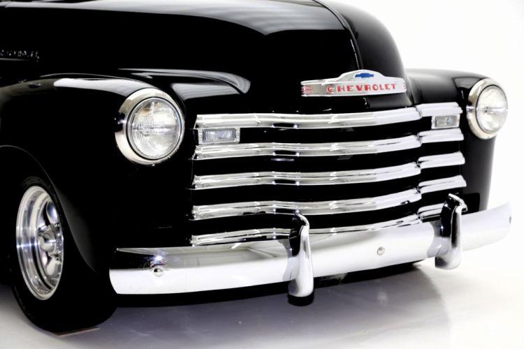 1951 CHEVROLET SUBURBAN 3100 350 suv custom hot rod rods stationwagon retro wallpaper