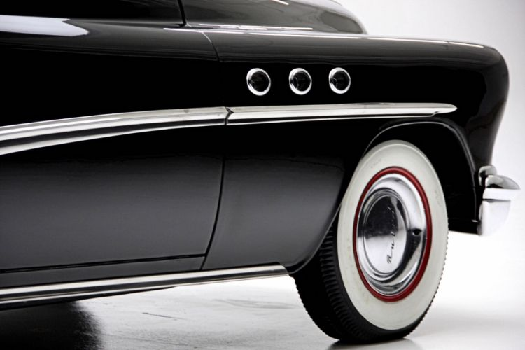 1953 BUICK SPECIAL CONVERTIBLE retro luxury wallpaper