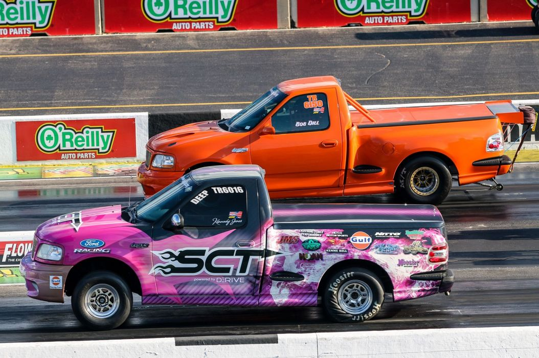 FORD drag racing race hot rod rods pickup wallpaper