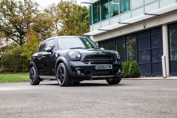 2015 Mini Cooper S-D Countryman All4 Special Edition R60 wallpaper