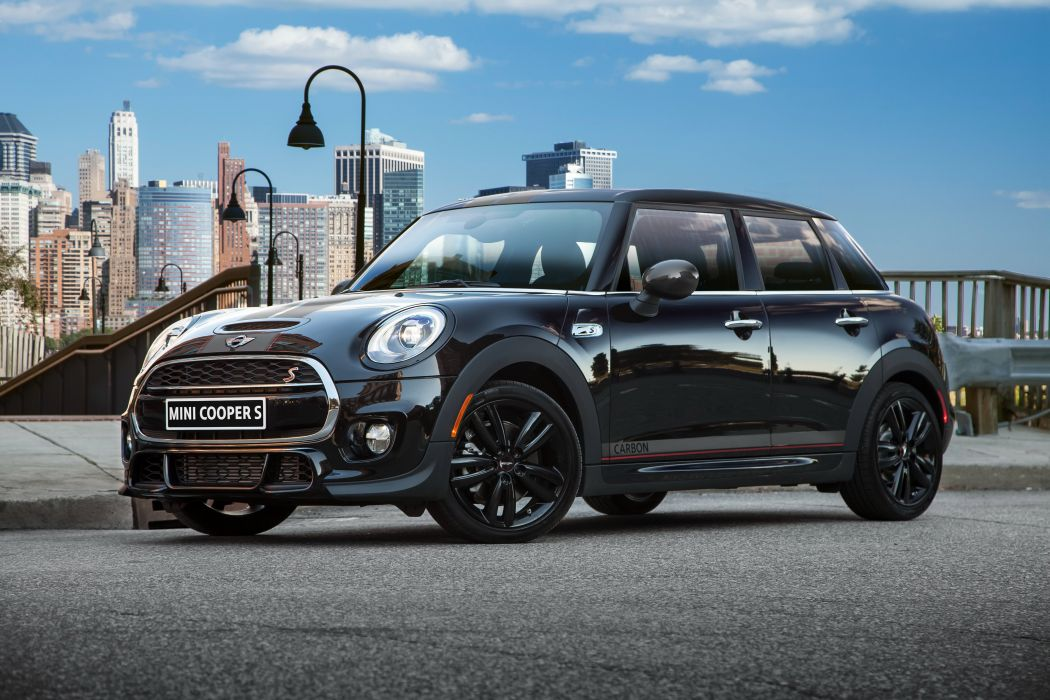 2016 Mini Cooper S 5-door Carbon Edition F56 wallpaper