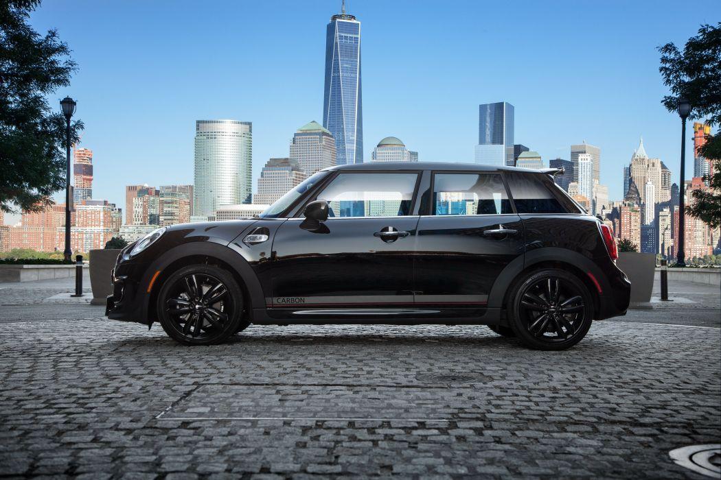 2016 Mini Cooper S 5-door Carbon Edition F56 wallpaper