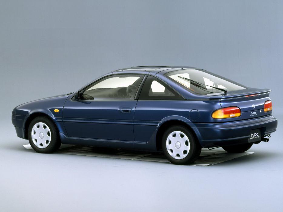 1992 Nissan N-X Coupe B13 wallpaper
