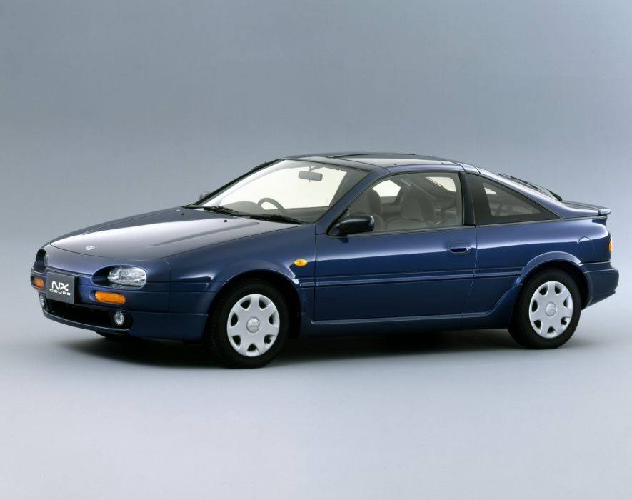 1992 Nissan N-X Coupe B13 wallpaper