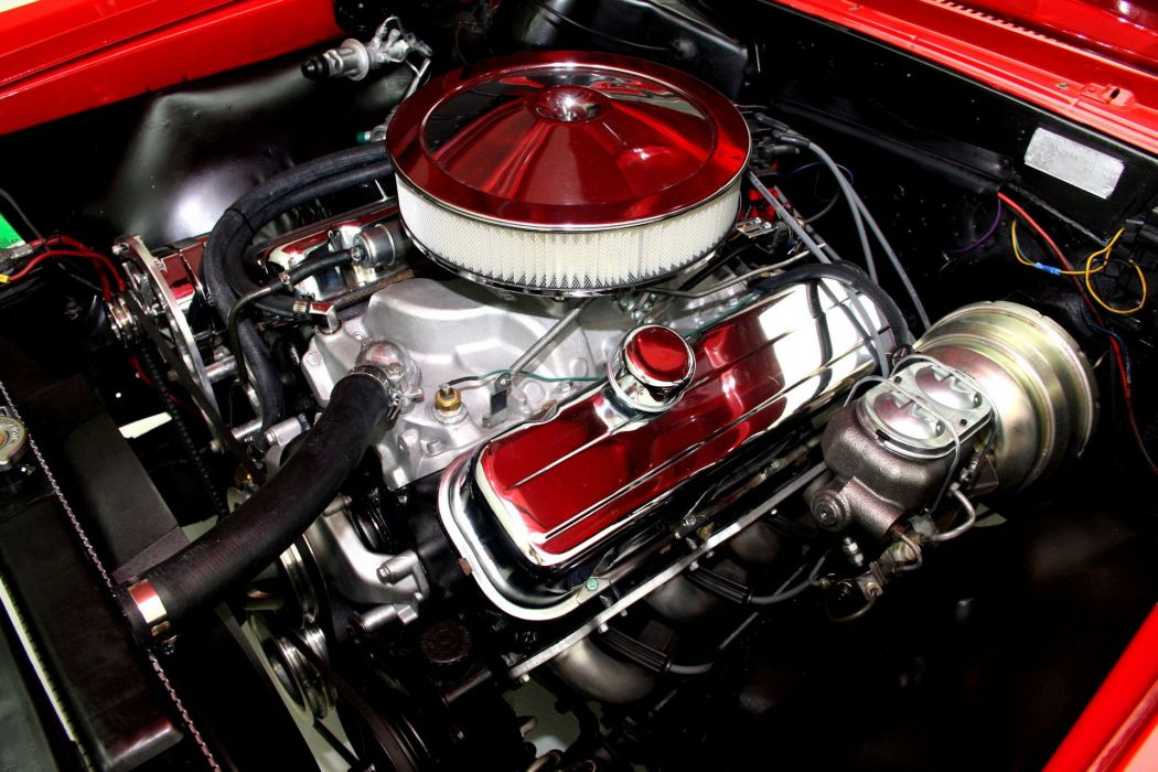 1966 CHEVROLET CHEVELLE 454 muscle classic wallpaper