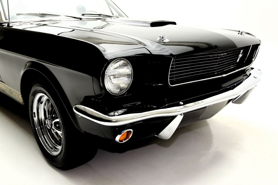 1966 FORD MUSTANG CONVERTIBLE 302 GT350 muscle classic wallpaper